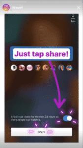Instagram Live Video opslaan voor 24 uur