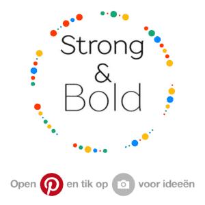 Pincode - profiel - Strong & Bold