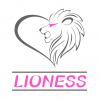 logo lioness
