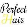 logo perfect hair